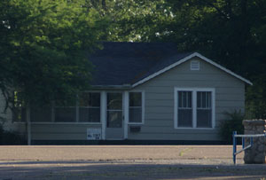 reelfoot lake house for rent